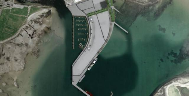 The Government will not be providing funding for the proposed Galway Port development