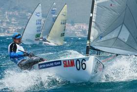 Flying Scott  – Giles Scott goes into Friday's medal race with a 21 point lead over second placed Jonas Høgh-Christensen (DEN)