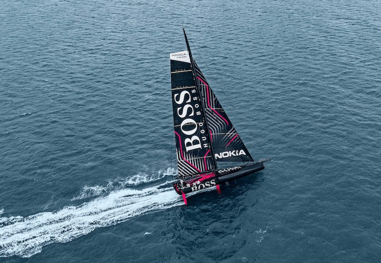 Vendée Globe Skipper Alex Thomson Forced To Slow Down to Make Repairs