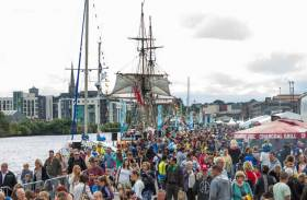 The Irish Maritime Festival at Drogheda Port