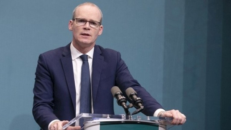 "Minister for Foreign Affairs Simon Coveney TD said that the Naval Service needs a ""response"" from him well in advance of a Commission which is to be set up to examine all aspects of Defence."