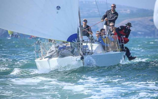 The winning Services entry in this week's Round Ireland Race, Joker II, will also contest Cork Week's Beaufort Cup
