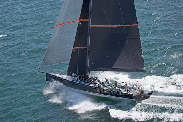 Bella Mente – unbeatable in Caribbean 600