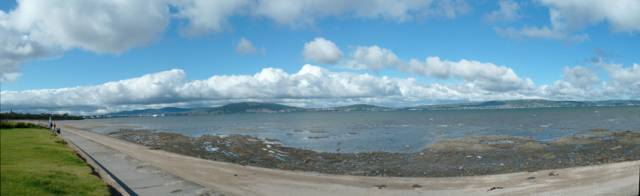 Belfast Lough panorama
