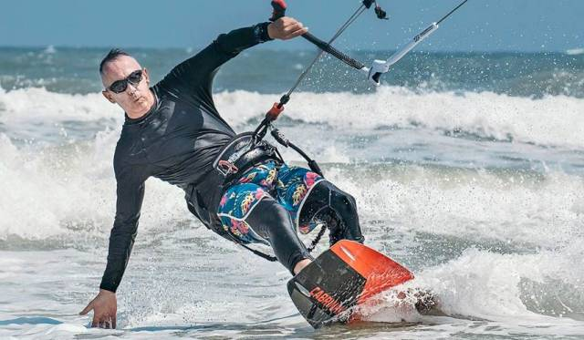 Tributes To Louth Man Who Died In Thailand Kitesurfing Accident