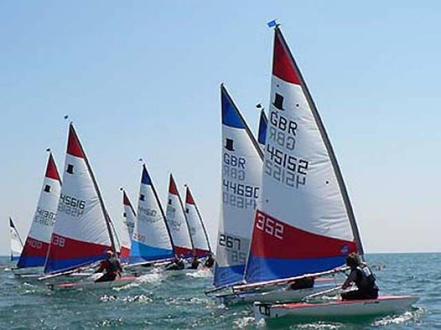 It's the first time that the Topper Worlds have been held in Northern Ireland in sixteen years