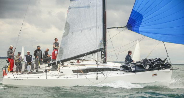 Team spirit – 2019 Sailor of the Year Paul O'Higgins' JPK 10.80 Rockabill VI has retained the ISORA Championship in 2020