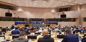 European Sea Ports Organisation (EPSO) has welcome the European Parliament Transport Committee vote result on the Connecting Europe Facility II.