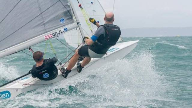 The 2017 Fireball Europeans will be in Lyme Regis in the UK