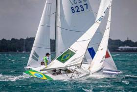 The Star Sailing League in the Bahamas