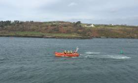 Baltimore RNLI's new inshore lifeboat
