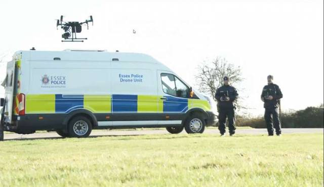 Search & Rescue Drone Trial Announced in UK