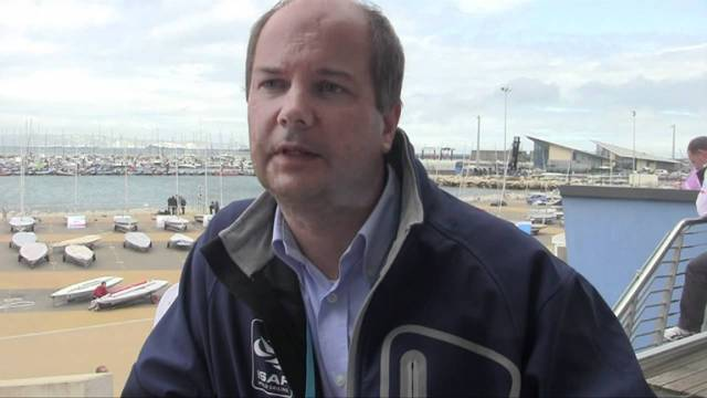 Former World Sailing boss Jerome Pels is the new boss of Hockey Ireland