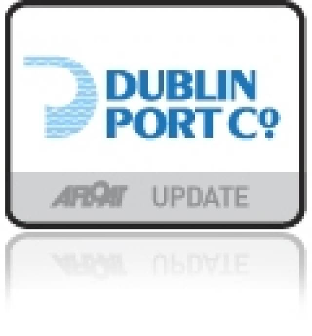 Dublin Port Company to Hold Open Information Days on €200m Alexandra Basin Redevelopment Project