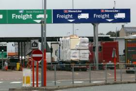 The vast majority of exporters from Ireland involves freight traffic bound for mainland Europe using the 'central corridor' route of Dublin-Holyhead and from there make a land-bridge across the UK. Afloat adds that according to the Welsh Cabinet Secretary, 70% of Ireland's trade with the rest of the EU passes through the port.