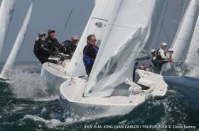 Two DSQs Seal the Fate of Jaguar Dragon Sailing Team in Cascais