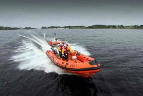 Lough Ree RNLI Station was set up six years ago, in 2012 and operates an inshore rigid inflatable lifeboat