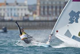It's Gold – Lijia Xu Recalls London 2012 Laser Radial Medal Race