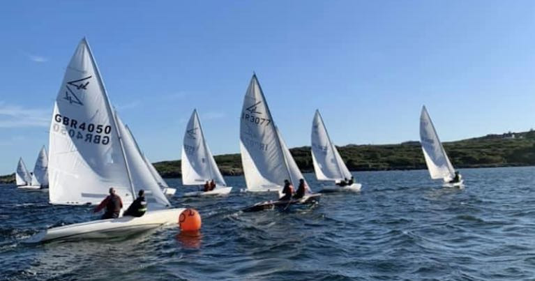 Connemara Flying Fifteen Fleet Numbers Hit 27 in the Heart of the Gaeltacht