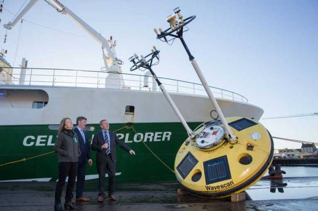 Marine Data Buoy Network Upgraded