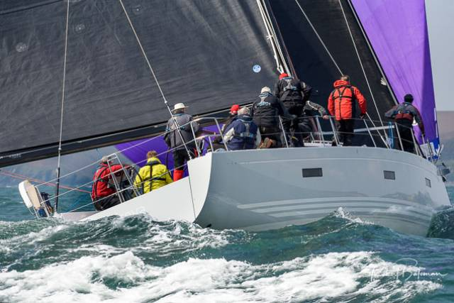 Conor Doyle's X-50 Freya is third in class one on IRC and ECHO. Scroll down for photo gallery
