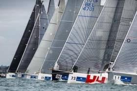 Incredibly close racing continues on day five of the Brewin Dolphin Commodores' Cup