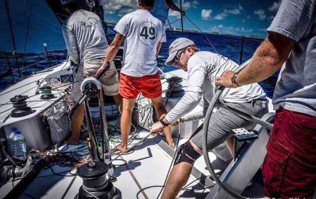 Sean McCarter's Maverick Out of RORC Caribbean 600, Foxall & Green Dragon Are Front Runners