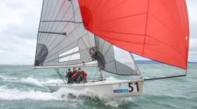 SB20s will be among the many classes in action at the Volvo Dun Laoghaire Regatta just weeks away