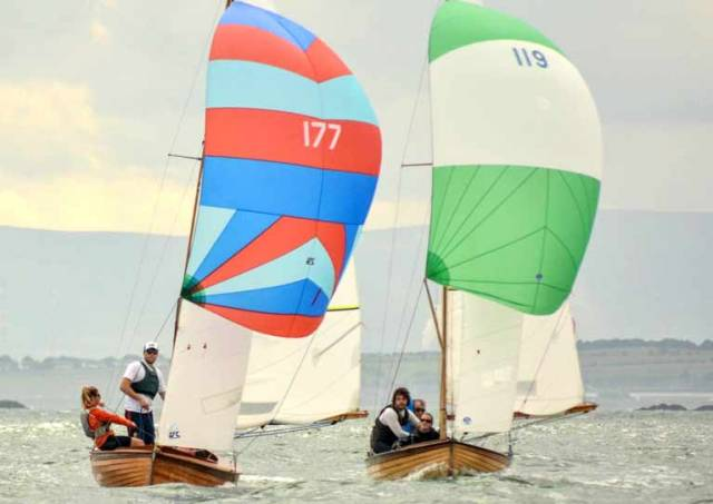 Three Mermaid Bullets for Boylan at Rush Sailing Club Regatta