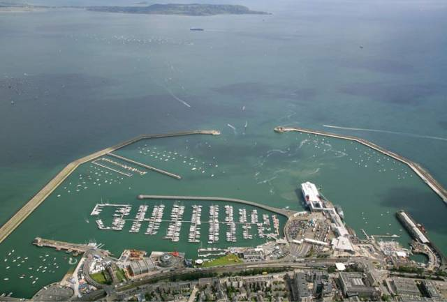 Without a Harbour Czar, Dun Laoghaire's All at Sea