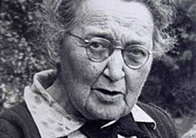 Maude Delap in 1950