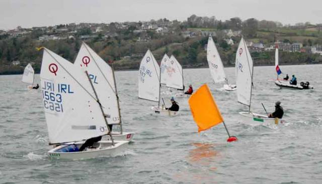 142 Optimists are heading for Kinsale this weekend