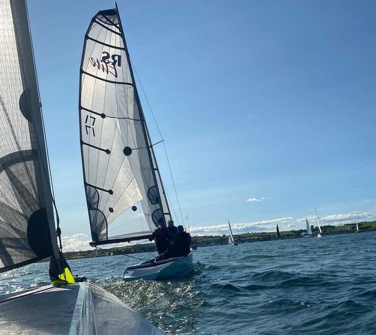 Five RS Elites for Strangford Lough Frostie Series