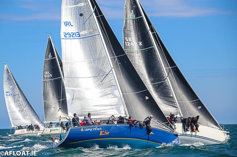 2021 ICRA Nationals to be Staged by the National Yacht Club on Dublin Bay