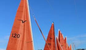 'Alchemy' Leads at Squib Nationals at Holyhead