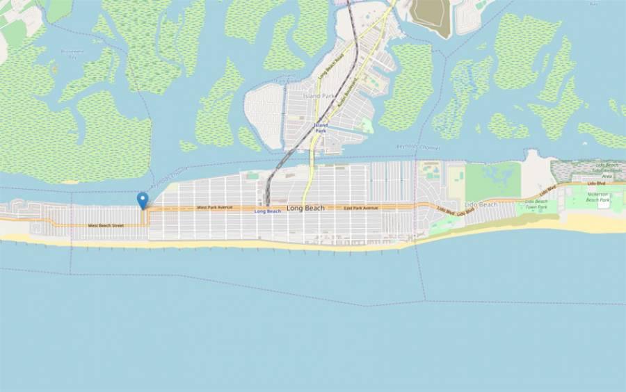 Limerick Beach Hook Up - Navigation