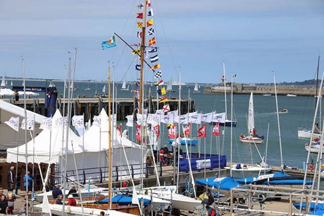 The National Yacht Club Regatta will be held on June 18