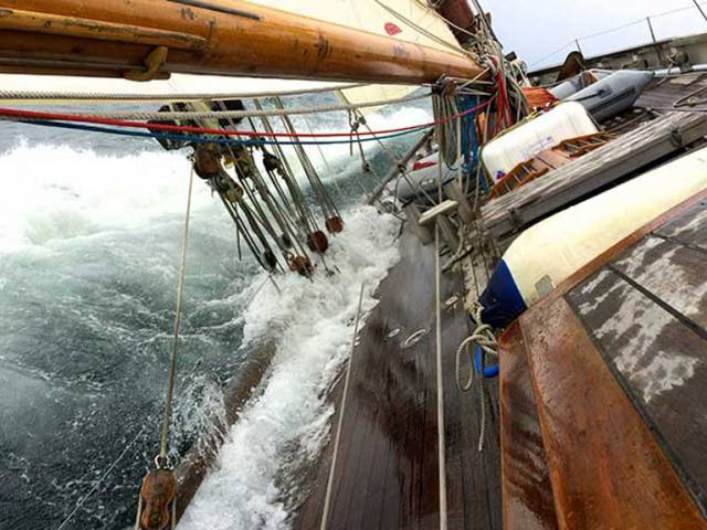 Irish Cruising Club Fulfill Idealistic Objectives Set By Founders 90 Years Ago