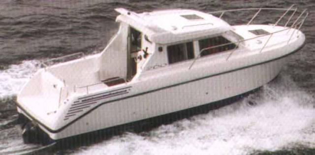 Viksund 260 Motor Boat For Sale Provides Viking Heritage With Modern Comfort