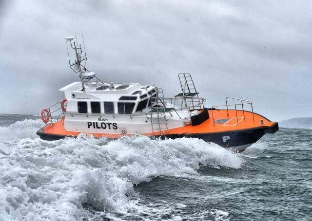 Vigia is Safehaven Marine's newest pilot boat build