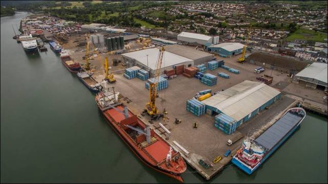A new date has been set by Warrenpoint Port on a public open day (15 Oct) event consultation on proposed dredging plans on Carlingford Lough, for further details read below.