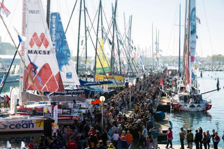 Vendée Globe Race Start Still on Course for November 8th But No Public Allowed, Race Village to Close