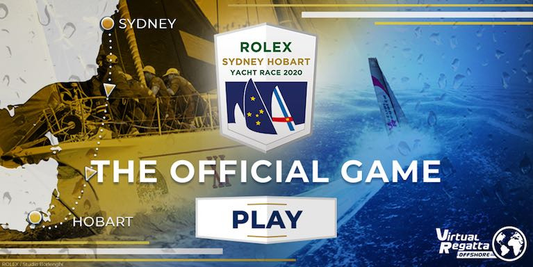Cancelled 2020 Sydney Hobart Yacht Race Continues in Virtual Regatta Mode