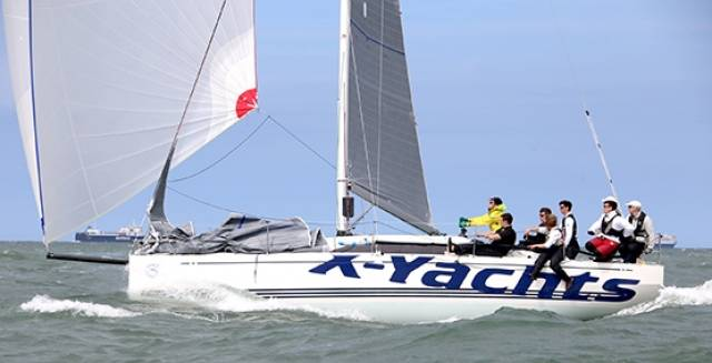 Former champion, the XP33 Bon Exemple, skippered by Philip Byrne, will be a class one contender in June's ICRA National Championships at Howth Yacht Club