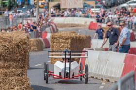 The Bundoran RNLI Soapbox Race gets underway at 1pm this Sunday 2 June