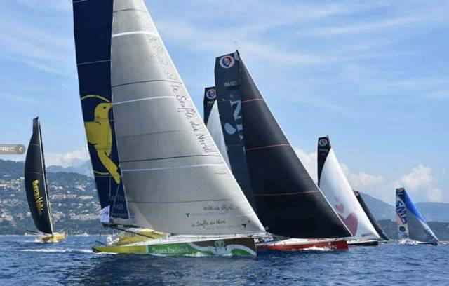Solo Sailor Joan Mulloy Fourth in Monaco IMOCA Series