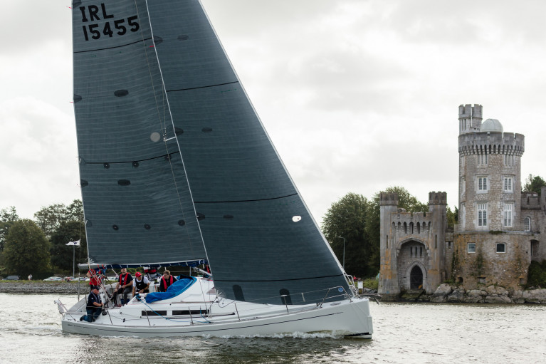 Clean Sweep for North Sails Clients in Cobh to Blackrock Race