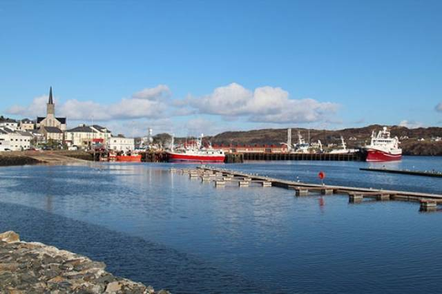 The new Small Boat Harbour facility at Killybegs greatly improves the cruising options in Ireland's rugged but beautiful northwest region