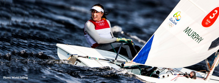Rio Olympic silver medalist Annalise Murphy will represent Ireland in Tokyo 2021