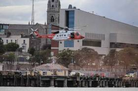 Irish Coastguard helicopters have become the potent symbol of a civilised society in an island setting